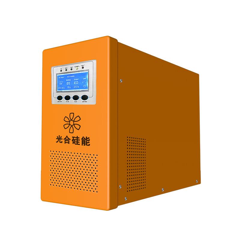 光合硅能光伏太阳能逆变器工频纯正弦波12V24V48转220V1000W3000w
