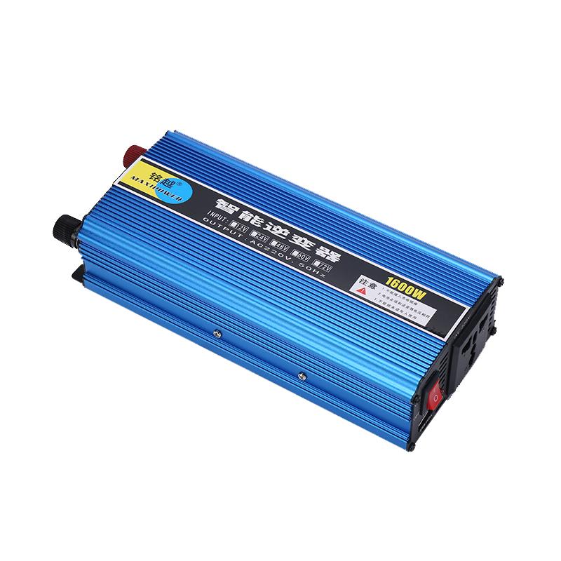 电动车专用逆变器48v60v72v转220V大功率通用电瓶转换器