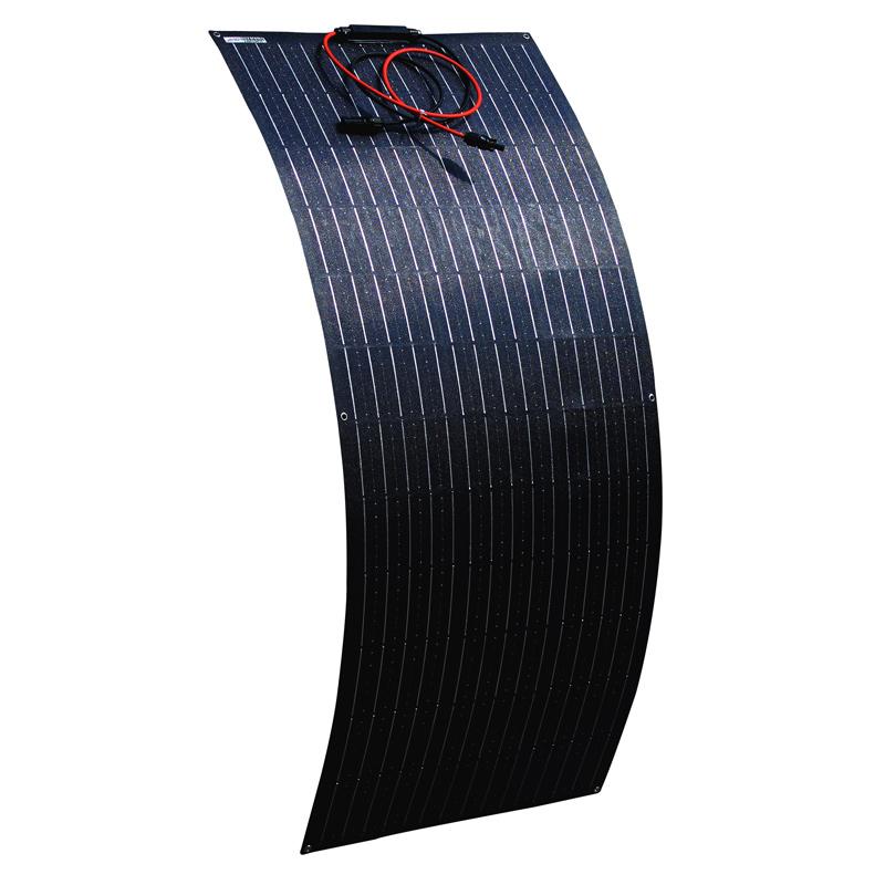 etfe半柔性太阳能电池 车载电动车充电板发电系统