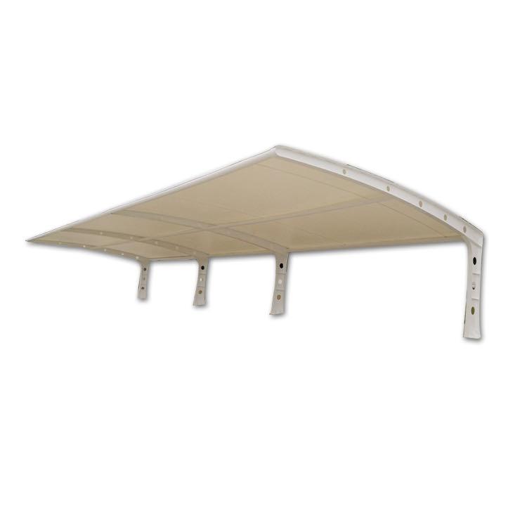 膜结构车棚停车棚汽车棚张拉膜充电桩遮阳棚雨棚