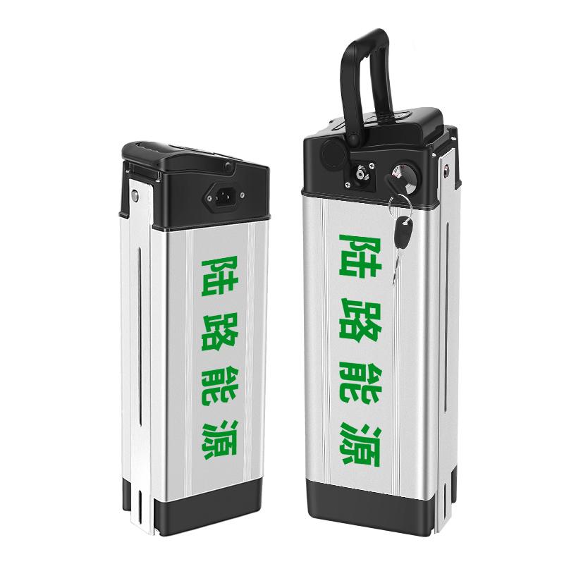 锂电池48V适用于爱玛富日电动车电池24伏12A代驾36v20ah通用电瓶