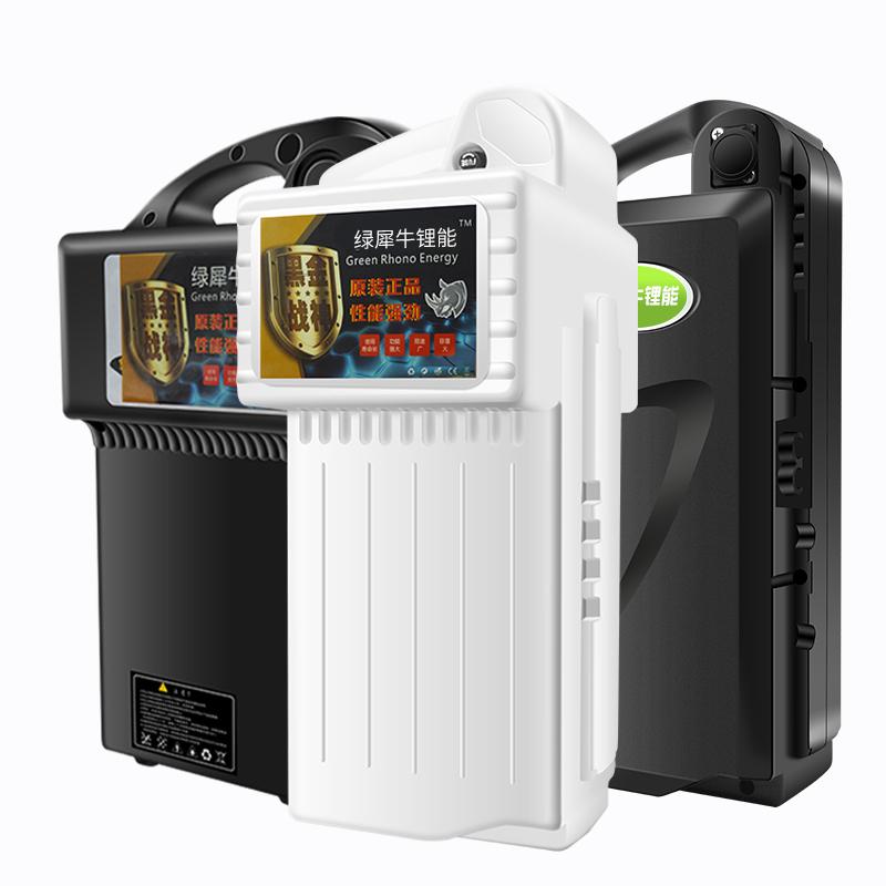 电动车锂电池36伏20ah铅酸改锂电池原装电瓶雅迪爱玛通用